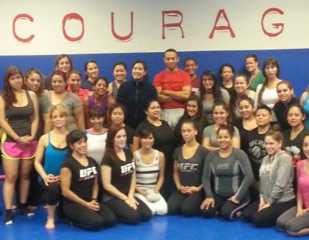Womens Empowerment & Self-Defense Seminar