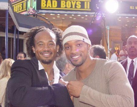Will & I in Bad Boys 2 Movie